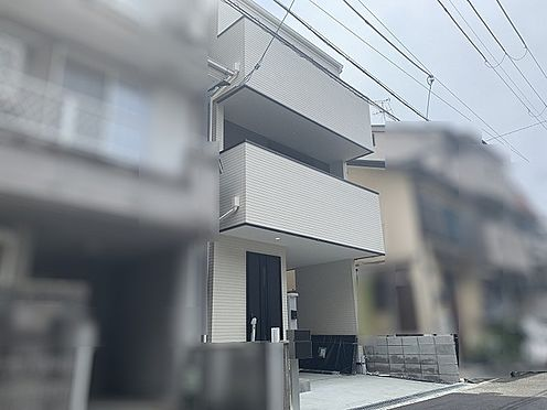 新築一戸建て-高槻市栄町2丁目 外観