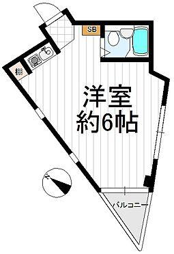 マンション(建物全部)-大阪市東住吉区田辺6丁目 2号室タイプ
