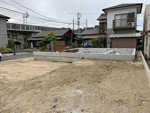 新築一戸建て-豊田市上挙母2丁目 敷地面積は広々約51坪超えです!ぜひお庭でペットやお子様と遊んでくださいね♪