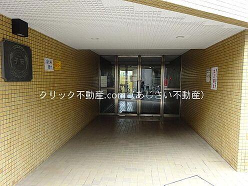 店舗事務所(建物一部)-横浜市神奈川区七島町 玄関