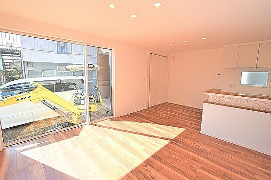 新築一戸建て-仙台市若林区一本杉町 キッチン