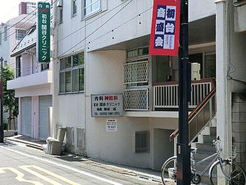 アパート-渋谷区初台1丁目 関谷クリニック