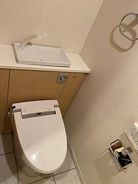 マンション(建物一部)-大阪市西区北堀江2丁目 トイレ