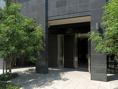 マンション(建物一部)-大阪市此花区西九条3丁目 シックでオシャレなエントランス