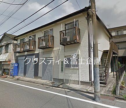 アパート-横浜市鶴見区9 外観