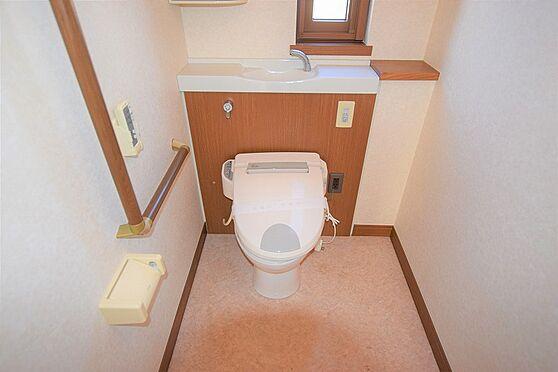 中古一戸建て-岩沼市恵み野1丁目 トイレ