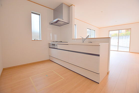 新築一戸建て-仙台市青葉区鷺ケ森2丁目 キッチン