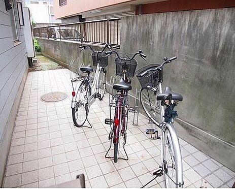 マンション(建物全部)-朝霞市根岸台2丁目 駐輪場
