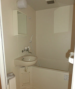 アパート-浜松市浜北区根堅 洗面台付浴室