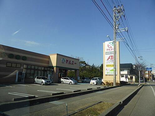 アパート-白山市北安田町 スーパーマルエー松任店まで889m