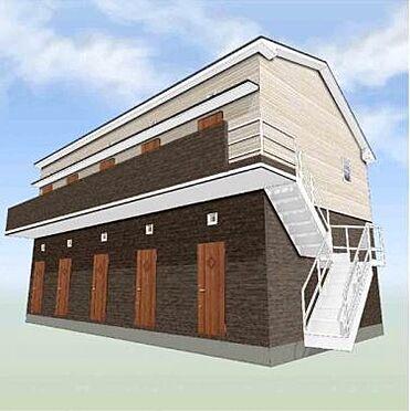 アパート-川崎市麻生区百合丘3丁目 アザーレ・キュリオス百合ヶ丘2・ライズプランニング