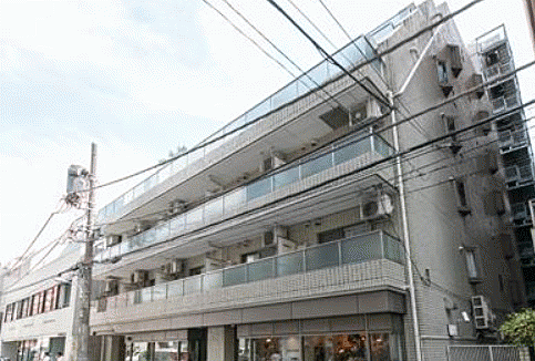 マンション(建物一部)-渋谷区渋谷2丁目 外観