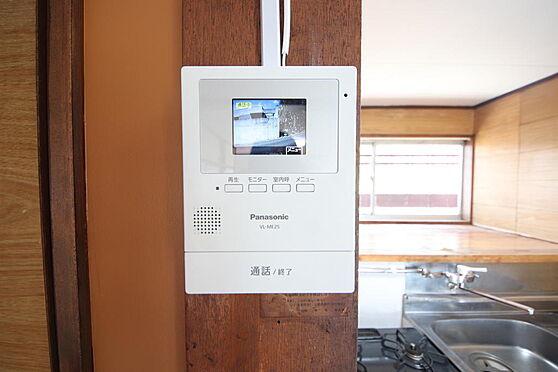 建物全部その他-八王子市長房町 TVモニターインターフォン設置しました。