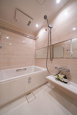 中古マンション-中央区新富1丁目 浴室乾燥機付浴室