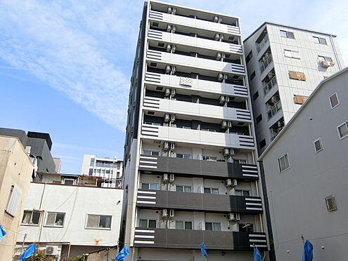 中古マンション-大阪市浪速区敷津西1丁目 南側の外観
