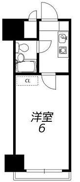 マンション(建物一部)-京都市中京区壬生仙念町 単身向けの1K