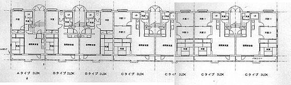 アパート-青森市大字浦町字奥野 1階2階