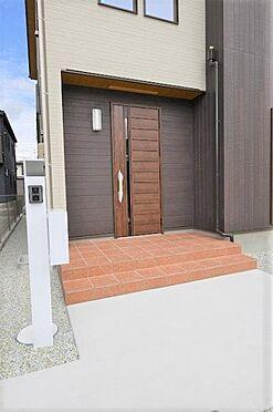 新築一戸建て-仙台市泉区向陽台1丁目 玄関