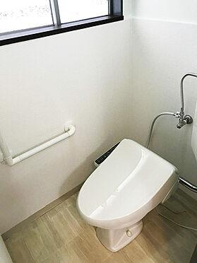 中古テラスハウス-大阪市生野区中川4丁目 トイレ