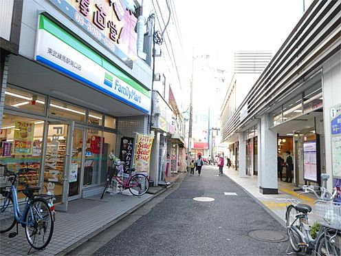 アパート-板橋区徳丸1丁目 ファミリーマート 東武練馬駅南口店(454m)