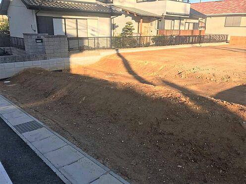 土地-岡崎市竜美旭町 造成済みのお土地なので買主様の負担が軽減されます!