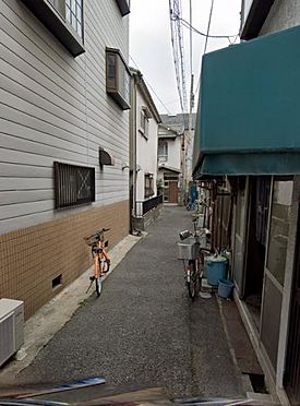 店舗・事務所・その他-大阪市生野区勝山北5丁目 外観