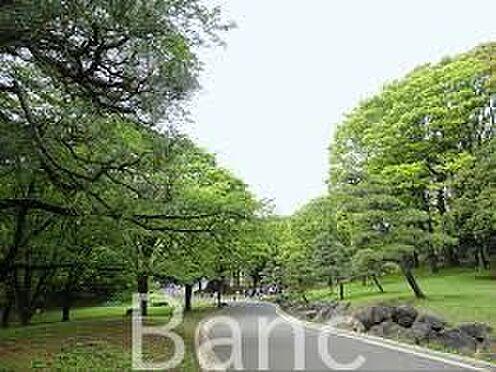 中古マンション-渋谷区初台2丁目 東京都立代々木公園 徒歩14分。 1110m
