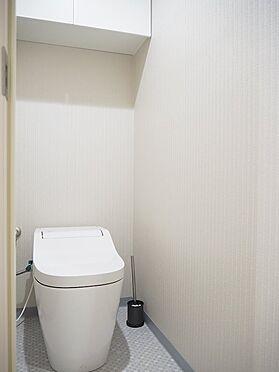中古マンション-八王子市北野町 トイレ