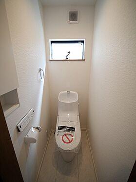 建物全部その他-大田区大森北4丁目 洗浄機能付き便座。収納もばっちりです。