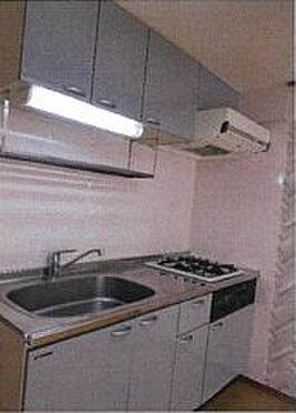 マンション(建物一部)-新座市新堀3丁目 キッチン