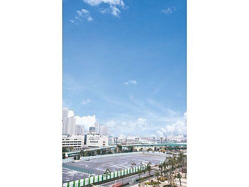中古マンション-中央区晴海2丁目 バルコニーからの眺望