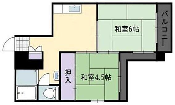マンション(建物一部)-神戸市兵庫区三川口町2丁目 全居室2面採光