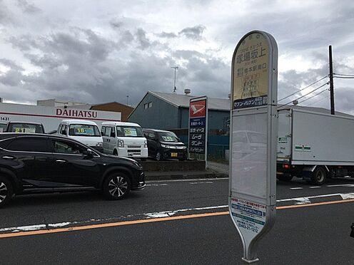 区分マンション-相模原市緑区下九沢 最寄りのバス停です。