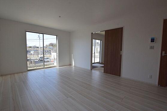 新築一戸建て-富谷市とちの木1丁目 居間