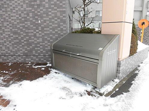 中古マンション-札幌市西区発寒七条5丁目 ゴミステーション