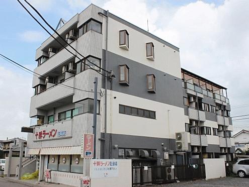 区分マンション-加須市花崎 外観