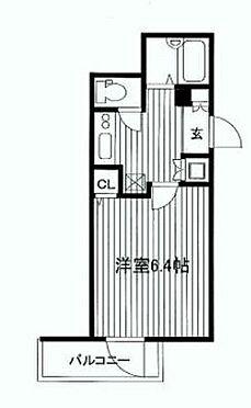 マンション(建物一部)-墨田区本所2丁目 間取り