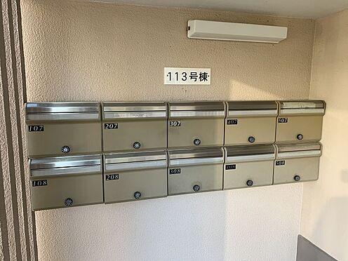 中古マンション-豊田市保見ケ丘6丁目 集合ポスト