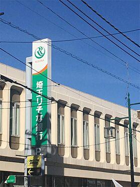 土地-坂戸市日の出町 埼玉りそな銀行坂戸支店(101m)