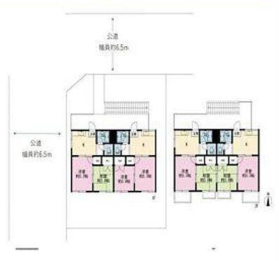 アパート-横浜市栄区犬山町 間取り