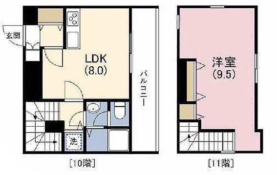 マンション(建物一部)-大阪市天王寺区玉造元町 収納が充実