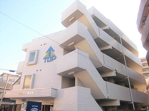 区分マンション-横浜市神奈川区西神奈川1丁目 外観
