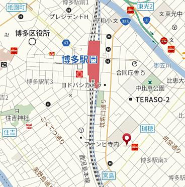 マンション(建物一部)-福岡市博多区博多駅南2丁目 その他