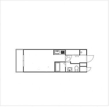 マンション(建物一部)-大阪市北区本庄西2丁目 間取り