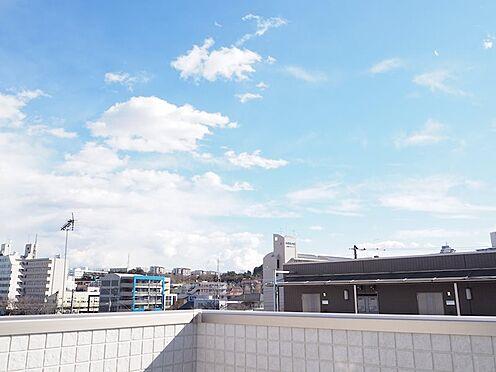 新築一戸建て-八王子市堀之内2丁目 スカイバルコニーからの眺望