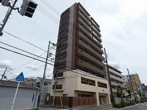 中古マンション-大阪市東住吉区鷹合4丁目 外観