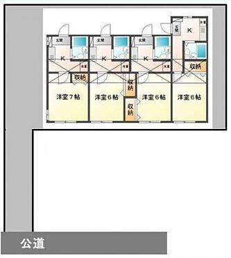アパート-小金井市貫井南町4丁目 間取り