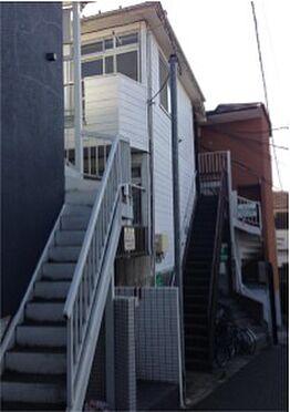 アパート-板橋区若木2丁目 外観