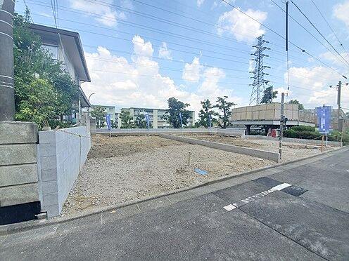 戸建賃貸-八王子市鹿島 全2棟の新しい街並みが誕生します。