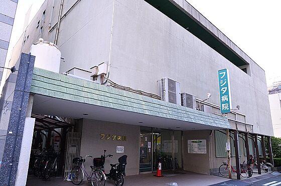 住宅付店舗(建物全部)-大阪市福島区玉川3丁目 フジタ病院 約750m 徒歩10分